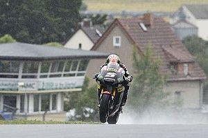 Brno MotoGP 1. Antrenman: Islak zeminde lider Zarco!