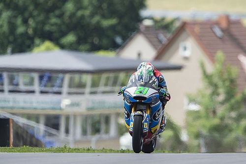 Sachsenring Moto2: Morbidelli beats Oliveira by 0.066s