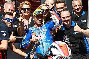 Moto2: Pasini vuelve a ganar ocho años después; Márquez 3º