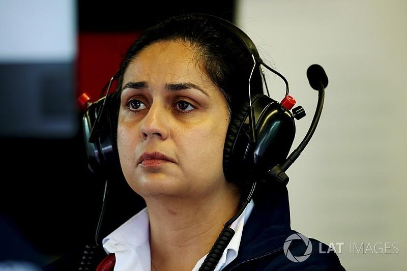 Sauber confirme le départ de Monisha Kaltenborn