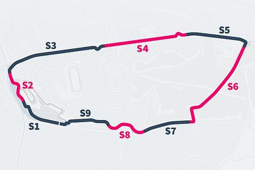 Le Mans adota slow zones fixas para edição de 2017
