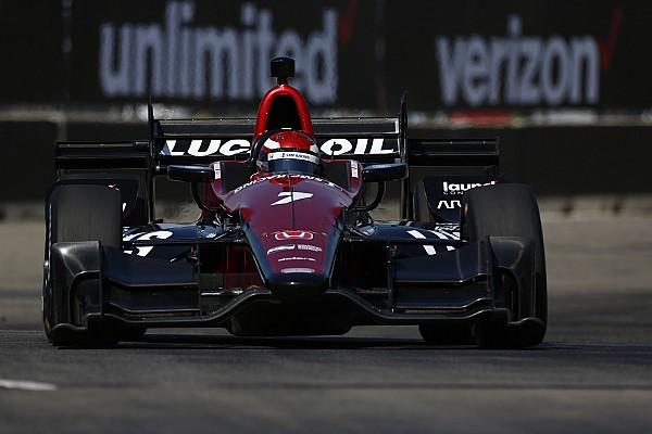IndyCar Самое интересное Попадание в топ-6 и два схода. Итоги недели для российских пилотов