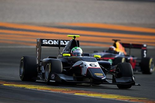Pulcini and Aitken joint-quickest as GP3 testing concludes