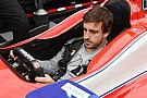 Képgaléria Alonso első hivatalos amerikai fellépéséről: IndyCar
