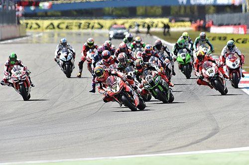 Superbike-WM Niederlande: Rea siegt in Assen vor Sykes und Melandri