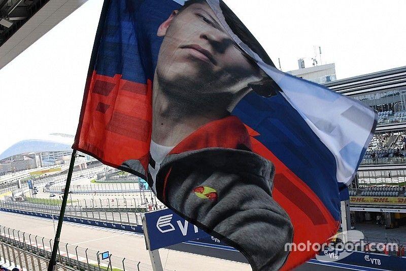Чего ждать от Квята в Сочи? Там он провел худший Гран При в карьере и лишь раз набрал очки