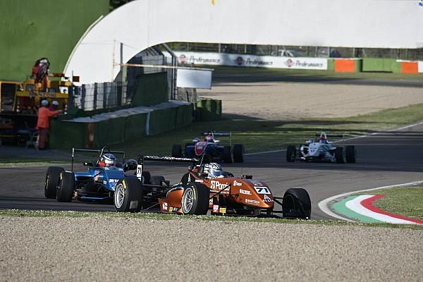 ALTRE MONOPOSTO Gara F2 Italian Trophy: Riccardo Ponzio fa doppietta in Gara 2 a Imola