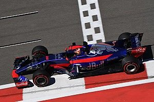 Взлеты и падения на «Сочи Автодроме»: Toro Rosso