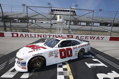 Cole Custer to honor NASCAR legend Sam Ard with Darlington throwback