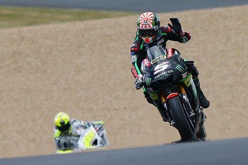 Положение в зачете MotoGP после Гран При Франции