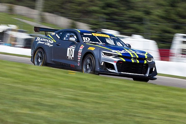Mid-Ohio PWC: Roberts escapes huge crash as Aschenbach wins