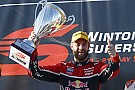 Supercars Winton Supercars: Van Gisbergen profits from Whincup mistake