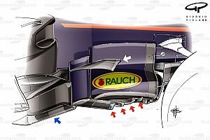 Formel 1 News Formel-1-Technik: Warum ist der Red Bull RB13 nicht schnell genug?
