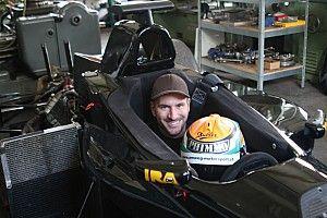 Thomas Amweg auf den Formel 3000-Spuren seines Vaters