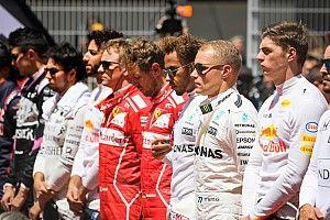 史上初、F1ドライバー全20名がGPDAに参加「団結がF1成功の基本」