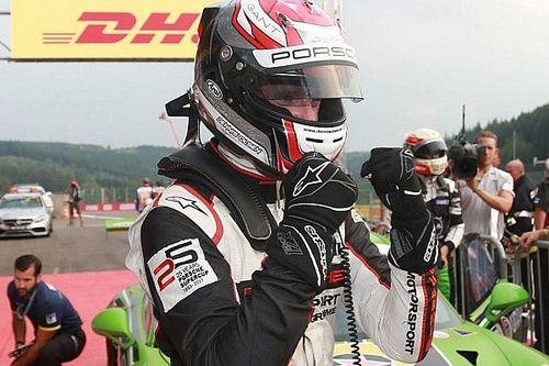 Dennis Olsen concede il bis e trionfa in Gara 2 a Spa-Francorchamps