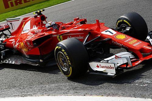 """Räikkönen: """"Ogni tanto i giudici penalizzano in modo strano"""""""