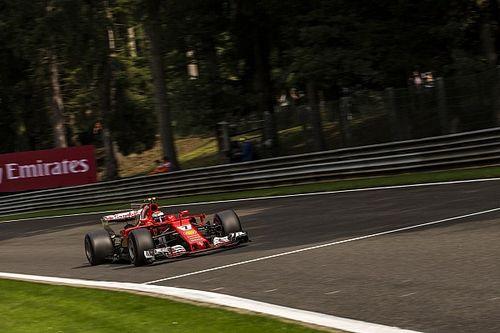 Q3 tow was Raikkonen's idea, say Ferrari drivers