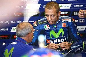 """Rossi: """"El tiempo de recuperación no va a ser corto"""""""