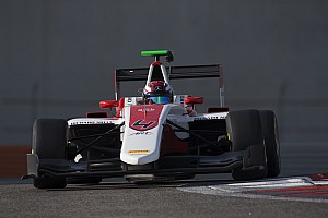 GP3 Отчет о тестах Расселл стал быстрейшим в финальный день тестов GP3
