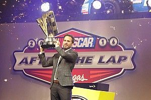 NASCAR Awards: Johnson gracious in victory, Earnhardt eager for return