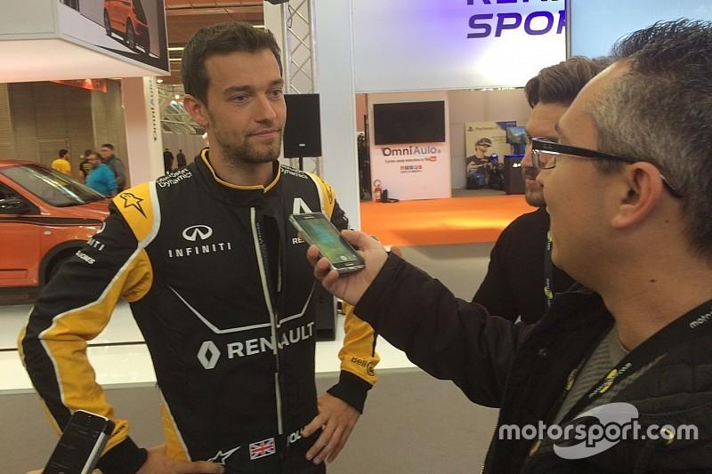 """Palmer: """"Nel 2017 la Renault può puntare a Q3 e Top10"""""""