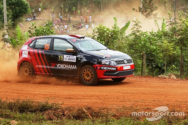 Chikmagalur Rally: Kadur & Takale share wins in INRC & IRC's penultimate round