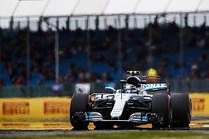 بوتاس يتراجع خمسة مراكز من مكان تأهله لسباق جائزة بريطانيا الكبرى