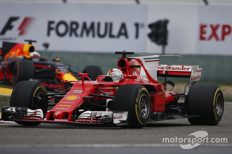 "Vettel's victory bid foiled by ""unfortunate"" SC timing"