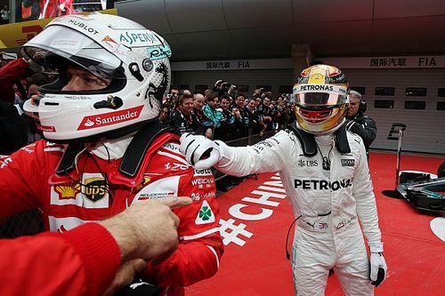 Casa de apuestas propone combate de boxeo entre Hamilton y Vettel