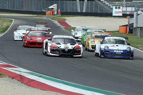 Doppio successo per Sergio Ghiotto nella Coppa Italia GT al Mugello