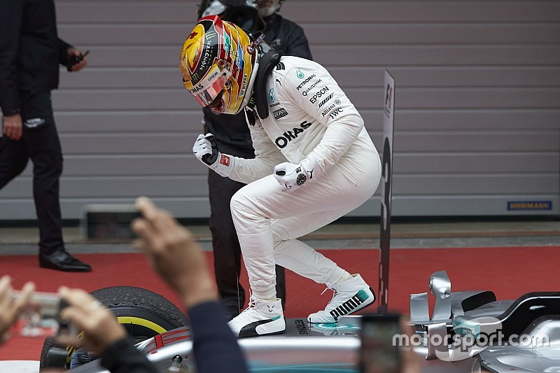 Gallery: Statistics from the Chinese Grand Prix