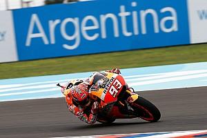 MotoGP Sıralama turları raporu Arjantin MotoGP: Pole pozisyonu Marquez'in!