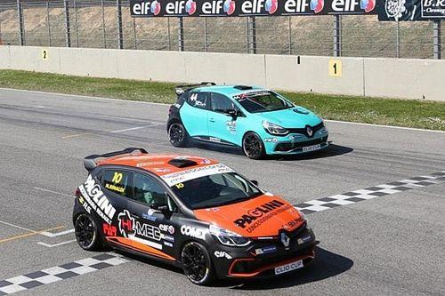 La Clio Cup Italia torna in pista questo weekend a Vallelunga