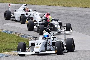 Canadian Notebook: Raphaël Forcier is runner-up in US Formula 4 series