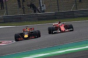 Vettel és Ricciardo egészen EPIC csatája Kínából: videó