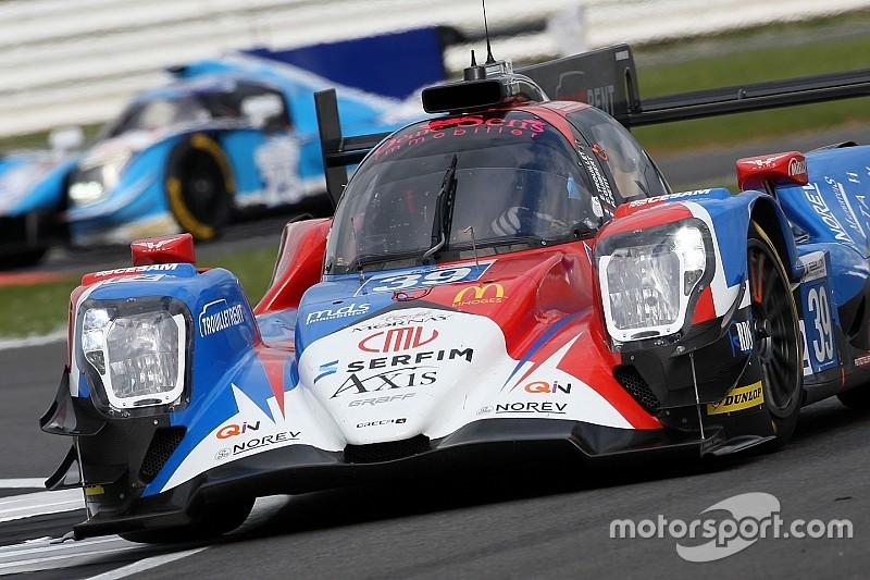 Guillermo Rojas largará tercero en Monza