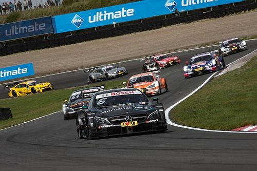 DTM manufacturers agree to ditch performance weights
