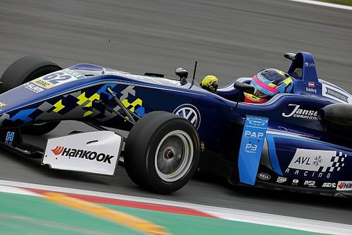 Habsburg ook in 2018 met Carlin in EK Formule 3