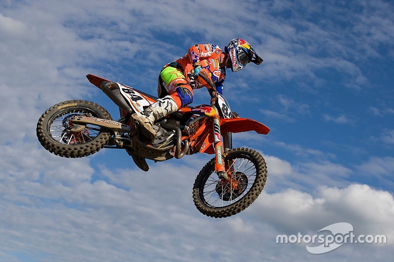 MXGP Frauenfeld: Knappe inhaalrace Herlings na val in kwalificatierace