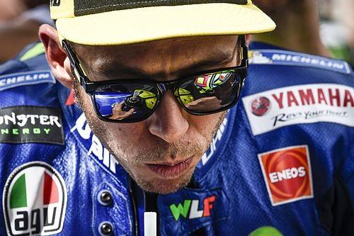 """Rossi rassegnato: """"Non mi vedo in lotta per il titolo. Il divario è troppo"""""""