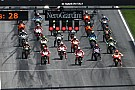 Los horarios de MotoGP condicionados, de nuevo, por la F1