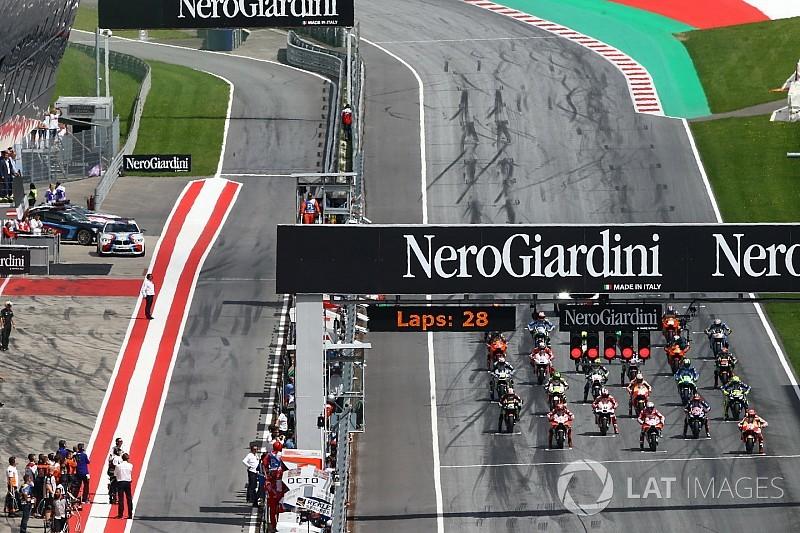La F1 lleva al MotoGP a cambiar de horario en Silverstone