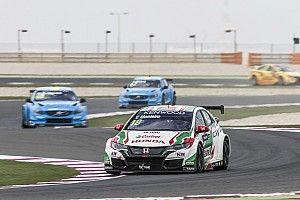 Qatar WTCC: Monteiro fastest in second practice