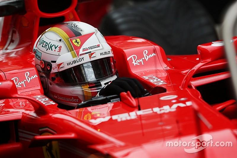 【F1】中国GP FP3:フェラーリ1-2位独占。メルセデス0.3秒遅れ