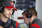 Haas: probar los viernes con Giovinazzi no será una distracción