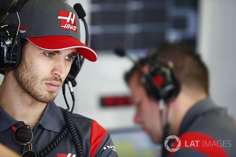 Haas: Giovinazzi tests won't distract team