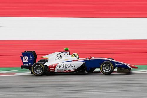 Dorian Boccolacci penalizzato dopo Gara 2 al Red Bull Ring