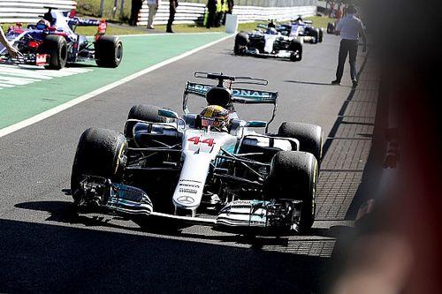 """Mercedes dominiert F1 in Monza und wundert sich: """"Hatten Reserven"""""""