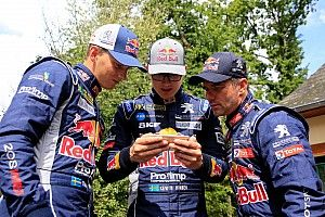 Hansen-Brüder kämpfen um WRX-Platz bei Peugeot